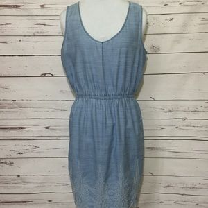 Lauren Conrad Chambray Light Weight Dress
